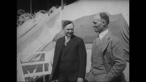 El-Cuarto-Festival-Anual-De-La-Flor-De-La-Manzana-En-Winchester-Virginia-En-1927