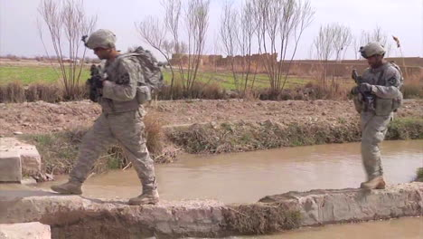 Marines-On-Patrol-In-Afghanistan-Come-Under-Fire-In-Helmand-Province