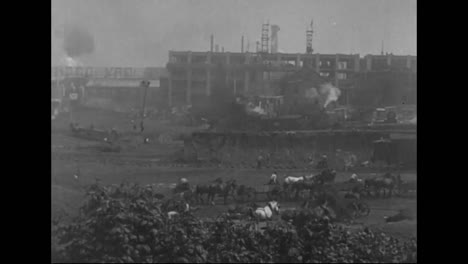 Scenes-Of-Brooklyn-New-York-Circa-1914-Including-Warehouses-And-Port-Under-Construction