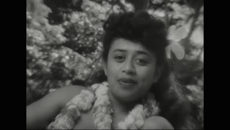 A-Hawaiian-Explains-How-Their-Island-Is-A-Melting-Pot-Of-Culture-And-People-In-1941-Prior-To-The-Bombing-Of-Pearl-Harbor