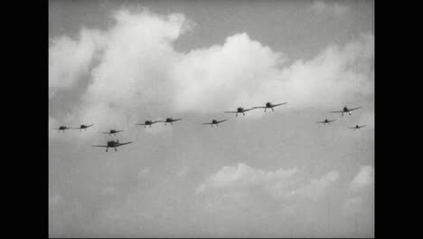 Hawaii-Is-Attacked-On-December-7-1941-By-The-Japanese-Includes-Japanese-Zero-Airplanes-In-Flight