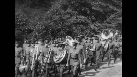 Los-Funerales-De-Personas-Notables-De-Washington-Dc-En-La-Década-De-1920