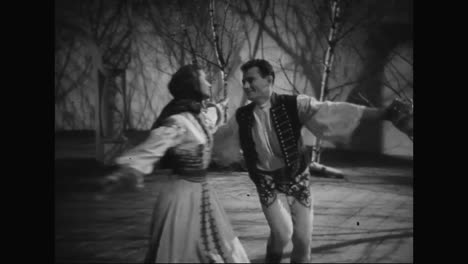 Eastern-Europeans-Perform-A-Happy-Traditional-Dance-In-The-1950S