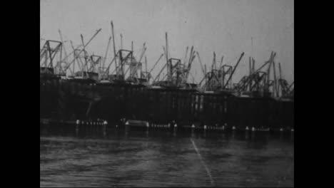 The-Hog-Island-Shipyard-Near-Philadelphia-Supplies-The-Troops-In-World-War-One