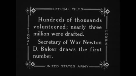 Millions-Of-American-Men-Are-Drafted-To-Fight-In-World-War-Two