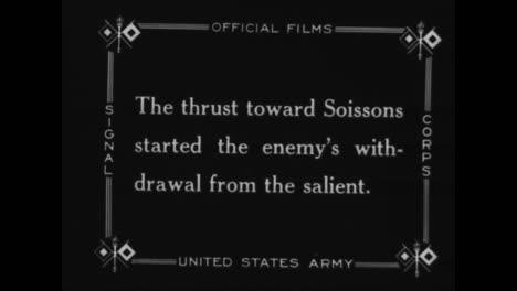Los-Estadounidenses-Van-A-La-Batalla-En-Francia-En-La-Primera-Guerra-Mundial