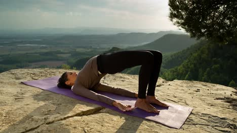 Woman-Doing-Yoga-Outside-13