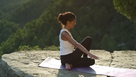 Woman-Doing-Yoga-Outside-31