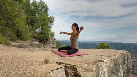 Woman-Doing-Yoga-Outside-33
