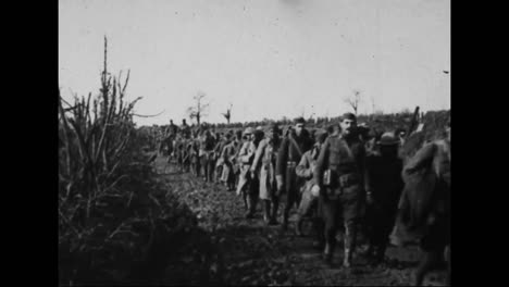 Los-Estadounidenses-Van-A-La-Batalla-En-La-Primera-Guerra-Mundial-5