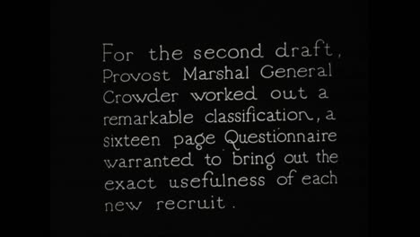 Young-Men-Are-Drafted-To-Serve-In-World-War-One-In-1918-Based-On-A-Questionnaire