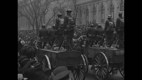 General-John-Pershing-Returns-From-World-War-One-Victorious-To-Loving-Crowds-In-1919-3