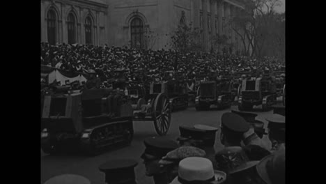 General-John-Pershing-Returns-From-World-War-One-Victorious-To-Loving-Crowds-In-1919-4