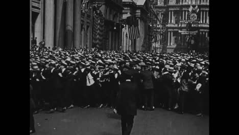 General-John-Pershing-Returns-From-World-War-One-Victorious-To-Loving-Crowds-In-1919-6