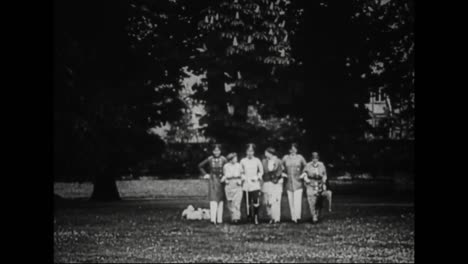 Captured-German-War-Film-From-World-War-One-Shows-The-Crown-Prince-Of-Germany-And-His-Family