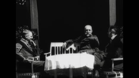 Captured-German-War-Film-From-World-War-One-Shows-General-Von-Hindenberg