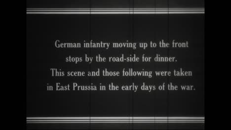 Captured-German-War-Film-From-World-War-One-Shows-Men-And-Machines-Heading-For-The-Front-Ines-Of-The-War-1