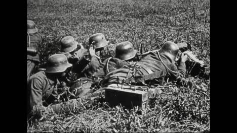 Captured-German-War-Film-From-World-War-One-Shows-Footage-From-The-Battlefield