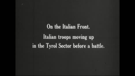 Captured-German-War-Film-From-World-War-One-Shows-Italian-Action-In-The-Tyrol-Sector