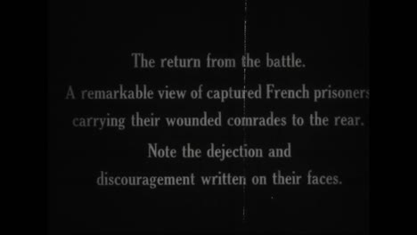 Captured-German-War-Film-From-World-War-One-Shows-French-Pows-On-The-March