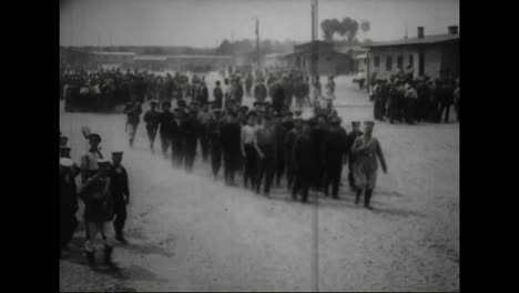 Captured-German-War-Film-From-World-War-One-Shows-A-Pow-Concentration-Camp-1