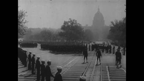 The-Funeral-Of-Us-President-Franklin-Roosevelt-In-1945-1