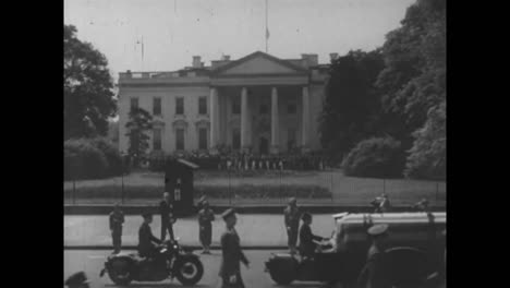 El-Funeral-Del-Presidente-Estadounidense-Franklin-Roosevelt-En-1945-2