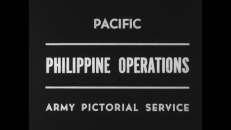 World-War-Two-Rages-In-The-Philippines