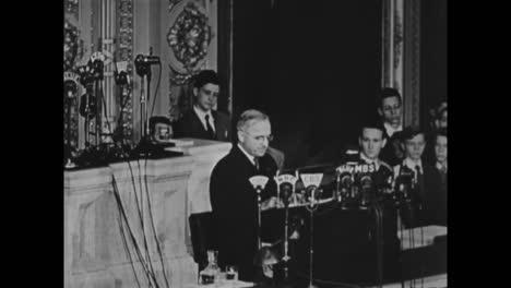 Präsident-Truman-Spricht-Vor-Kongress-über-Den-Zweiten-Weltkrieg-1