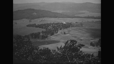 La-Vida-En-La-Granja-En-La-América-Rural-En-La-Década-De-1910-