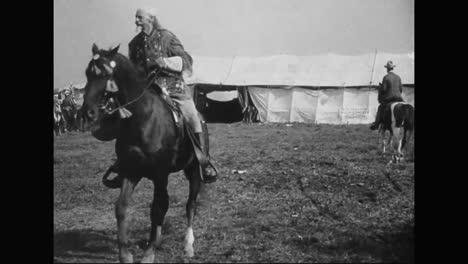 William-F-Cody-Aka-Buffalo-Bill-Riding-His-Horse-In-The-Early-1910S