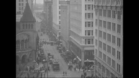 Traffic-And-Parking-Major-Issues-In-American-Big-Cities-In-1918-1