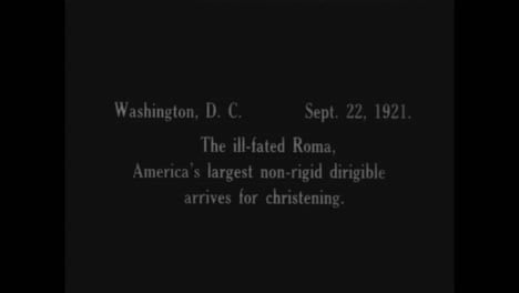 In-1921-The-Ill-Fated-Roma-Americas-Largest-Dirigible-Is-Christened