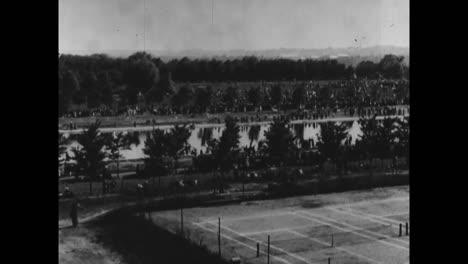 El-Monumento-A-Lincoln-Se-Dedica-En-Washington-Dc-En-1922-1