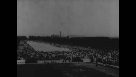 Se-Dedica-El-Monumento-A-Lincoln-En-Washington-Dc-En-1922-3