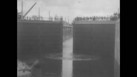 Scenes-From-The-Construction-Of-The-Panama-Canal-In-1913-And-1914-12