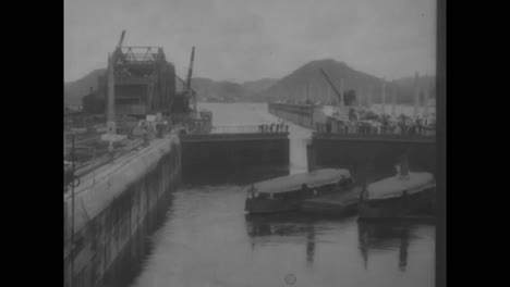 Scenes-From-The-Construction-Of-The-Panama-Canal-In-1913-And-1914-13