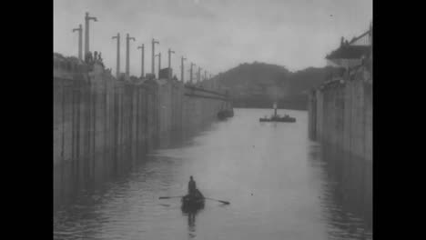 Scenes-From-The-Construction-Of-The-Panama-Canal-In-1913-And-1914-14