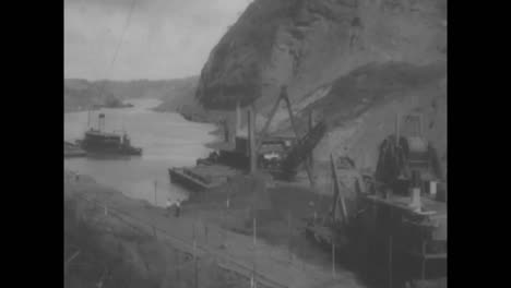 Scenes-From-The-Construction-Of-The-Panama-Canal-In-1913-And-1914-16