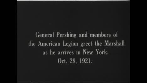 Marshall-Ferdinand-Foch-Francés-Héroe-De-La-Primera-Guerra-Mundial-Recorre-Los-Estados-Unidos-En-1921