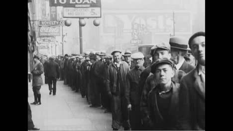 A-Businessman-Gives-Away-Coats-To-Long-Lines-Of-Unempl-Yed-Men-During-The-Great-Depression-In-1933