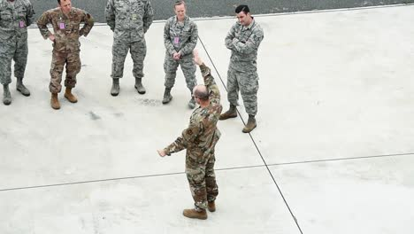 The-118Th-Logistics-Readiness-Squadron-S-Are-Shown-Around-Ramstein-Air-Base-Germany-For-Upgrade-Training-June-115-2019