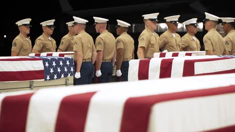 Us-Service-Members-Conducting-Repatriation-Ceremony-Of-The-Remains-That-Are-Believed-To-Be-Of-Us-Service-Members-From-World-War-Ii_s-Battle-Of-Tarawa-July-17-2019-1