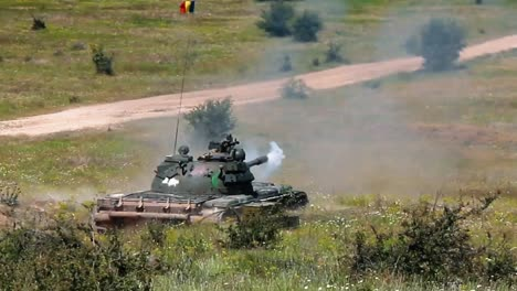 Us-And-Romanian-Forces-Conduct-The-Joint-Military-Exercise-Saber-Guardian-Bulgaria-2019