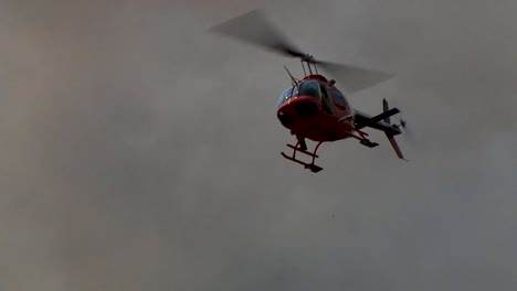 Helicopters-Fly-Over-As-Firefighters-Perform-A-Prescribed-Burn-At-Merritt-Island-National-Wildlife-Reserve-2011