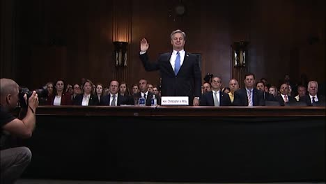Fbi-Director-Christopher-Wray-S-Opening-Remarks-To-The-Senate-Judiciary-Committee-On-July-23-2019