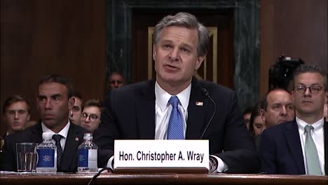 Fbi-S-Director-Christopher-Wray-S-Opening-Remarks-To-The-Senate-Judiciary-Committee-On-July-23-2019