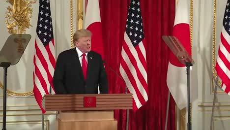 El-Presidente-Trump-Habla-Sobre-La-Cumbre-Del-G20-Y-El-Desequilibrio-Comercial-Con-Japón-Y-China-Conferencia-De-Prensa-Conjunta-Con-El-Primer-Ministro-Japónés-Shinzo-Abe-2019