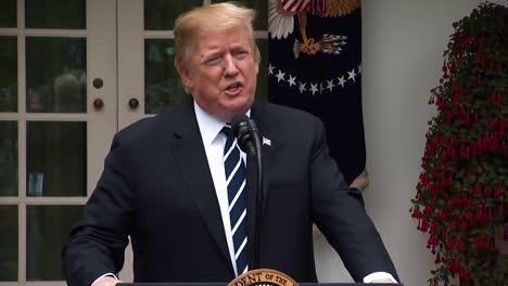 Presidente-Trump-Hace-Comentarios-Sobre-Las-Cifras-De-Empleo-Y-Una-Reunión-Con-Demócratas-Sobre-Infraestructura-2019