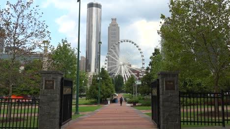 The-Skyview-ferris-wheel-in-downtown-Atlanta-Georgia-1